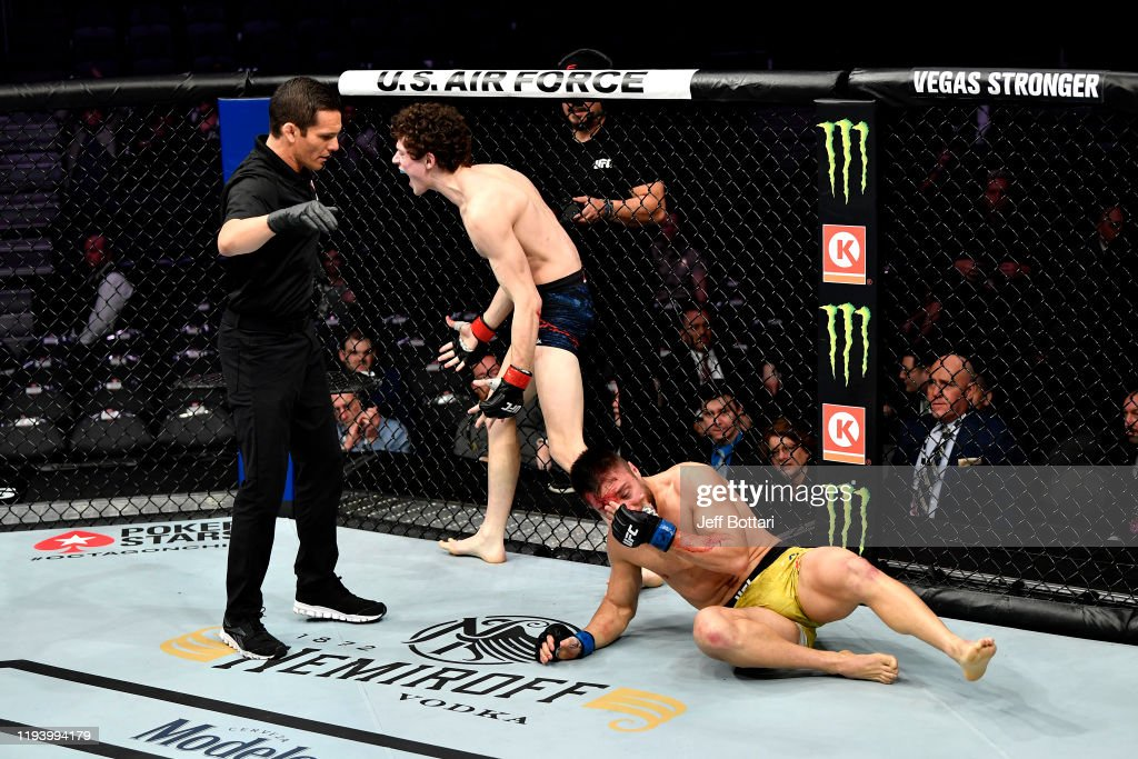 UFC 245: Hooper v Teymer : News Photo