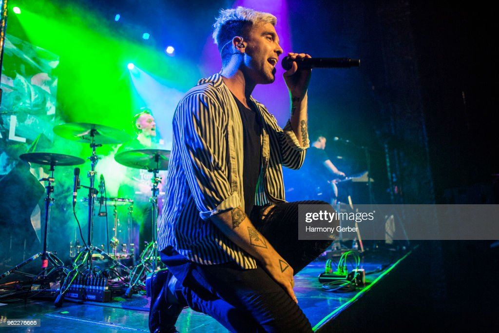 Half The Animal Perform At The Belasco Theater