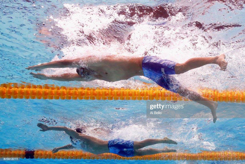 Budapest 2017 FINA World Championships - Day 14 : News Photo