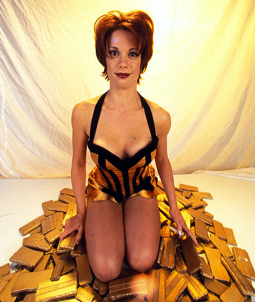 Photo Session with Actress Chase Masterson Photos and ...