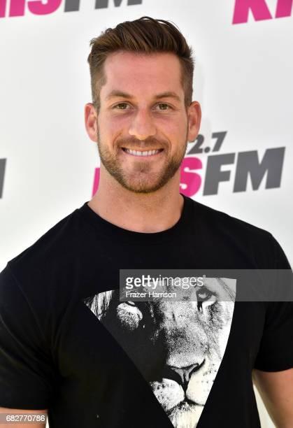 Chase McNary attends 1027 KIIS FM's 2017 Wango Tango at StubHub Center on May 13 2017 in Carson California