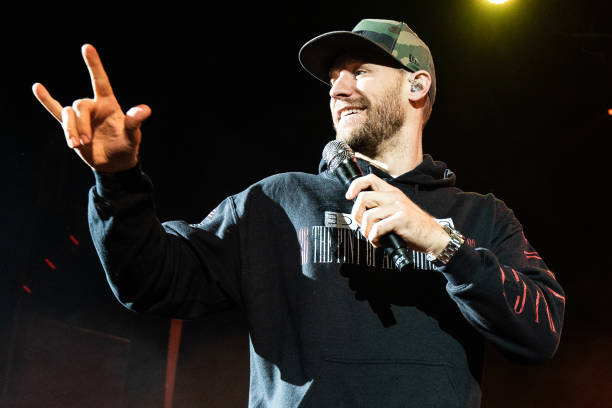 GBR: Chase Rice Performs At O2 Shepherd's Bush Empire, London