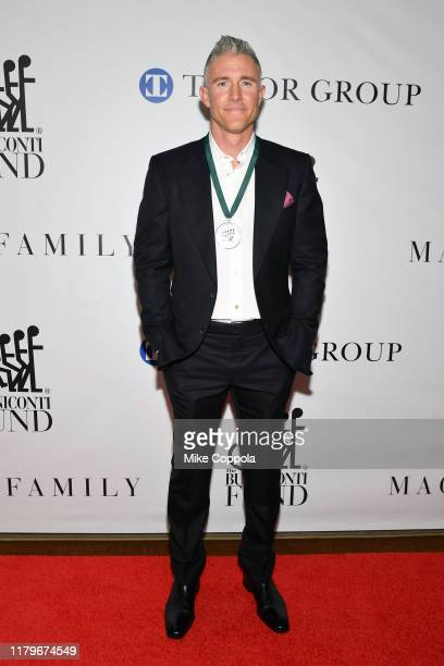 Chase Utley attends the 34th Annual Great Sports Legends Dinner To Benefit The Buoniconti Fund To Cure Paralysis at The Hilton Midtown on October 07...