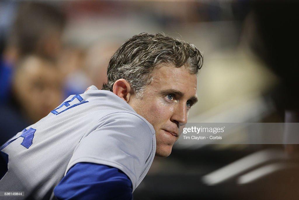 Los Angeles Dodgers Vs New York Mets : News Photo