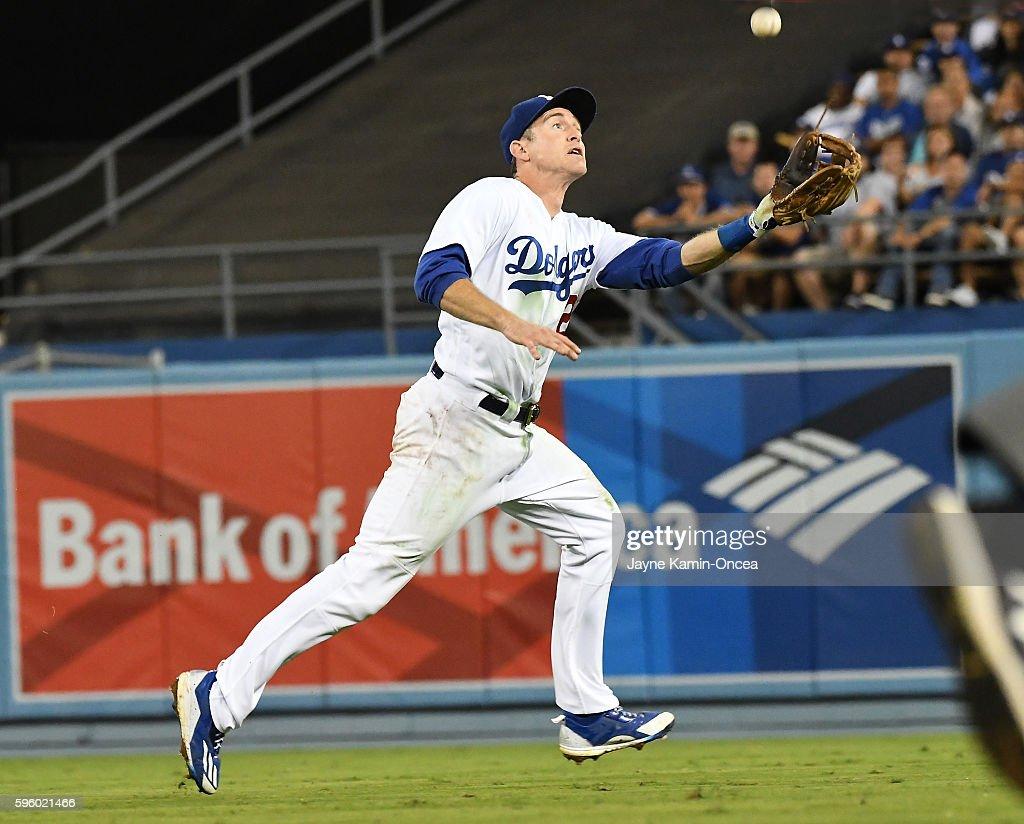 Chicago Cubs v Los Angeles Dodgers : News Photo