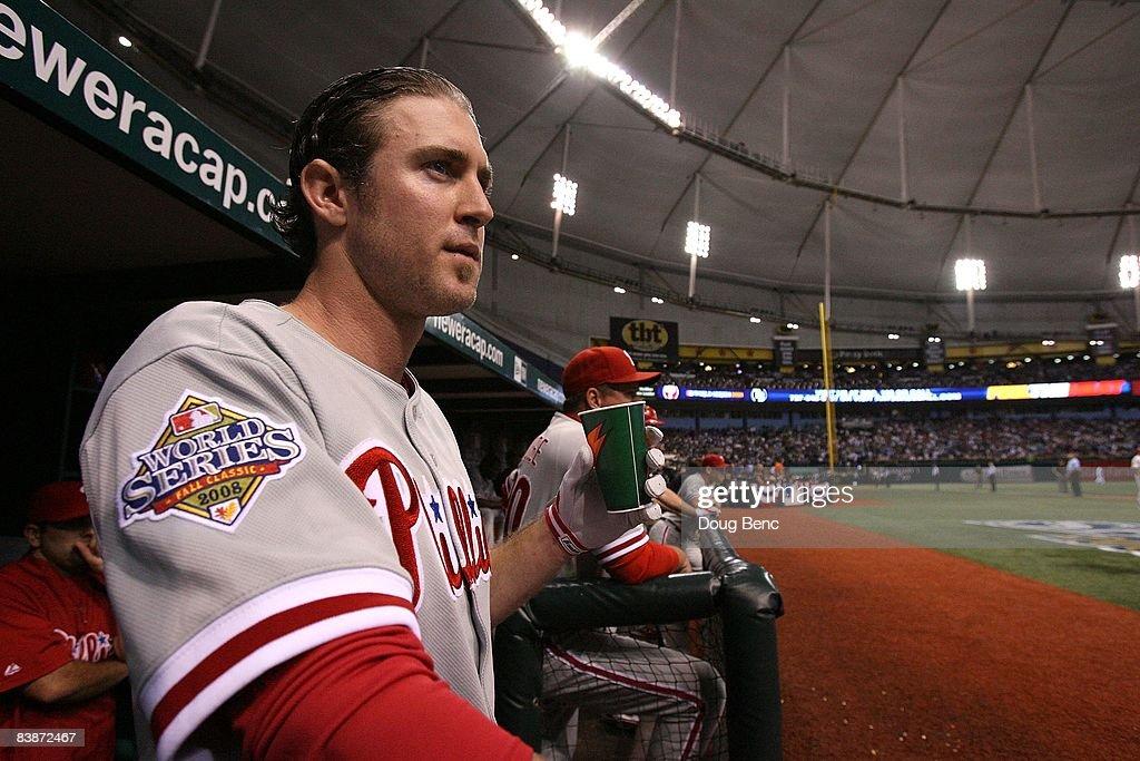 World Series: Philadelphia Phillies v Tampa Bay Rays, Game 1 : News Photo