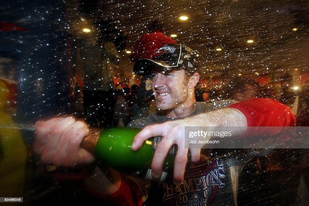 World Series: Tampa Bay Rays v Philadelphia Phillies, Game 5 : News Photo