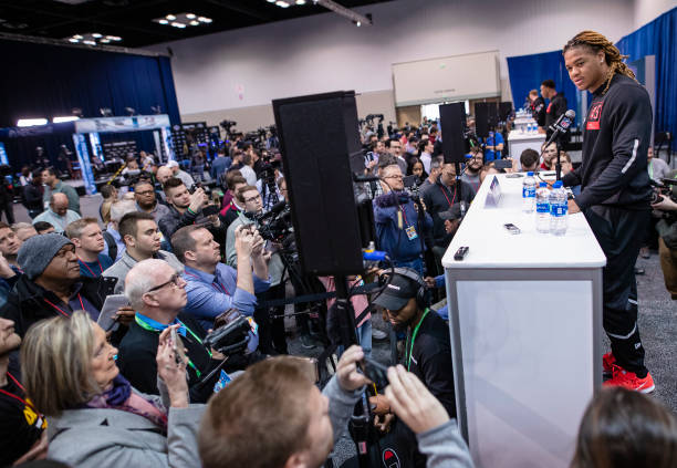 IN: NFL Combine - Day 3