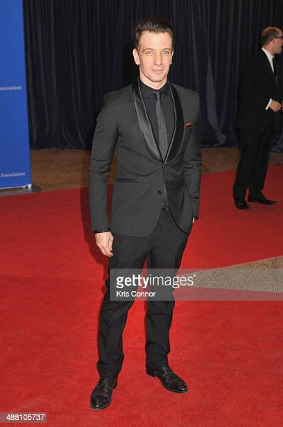 Chasez attends the 100th Annual White House Correspondents' Association Dinner at the Washington Hilton on May 3 2014 in Washington DC