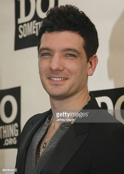 Chasez attends The Do Something Awards The PreParty Of The 2008 Teen Choice Awards at Level 3 on August 2 2008 in Hollywood California
