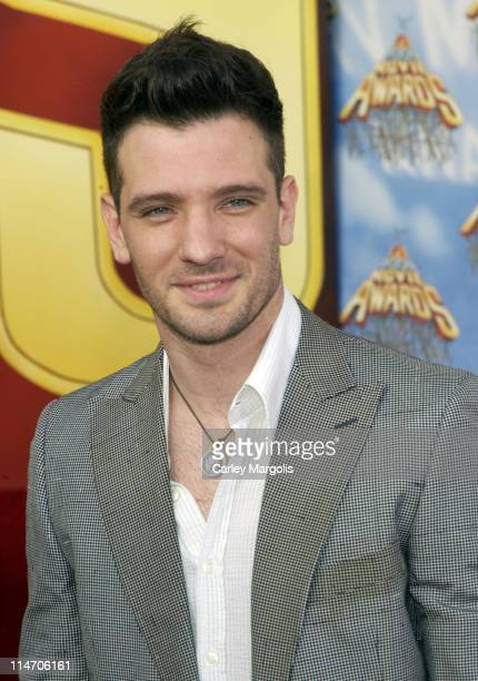 Chasez during 2005 MTV Movie Awards - Arrivals at Shrine Auditorium in Los Angeles, California, United States.