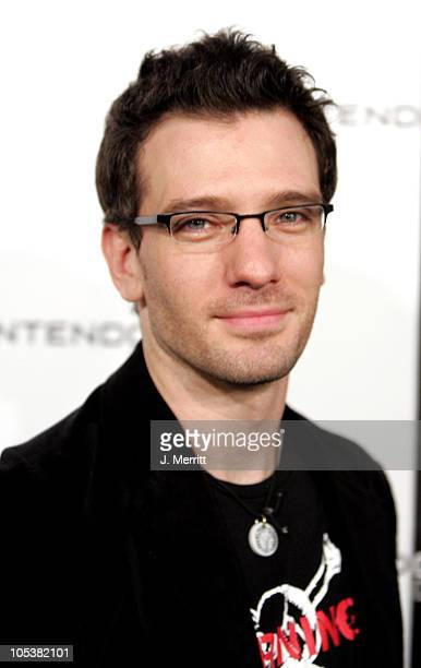 JC Chasez during Exclusive Nintendo DS PreLaunch Party Arrivals at The Day After in Hollywood CA United States