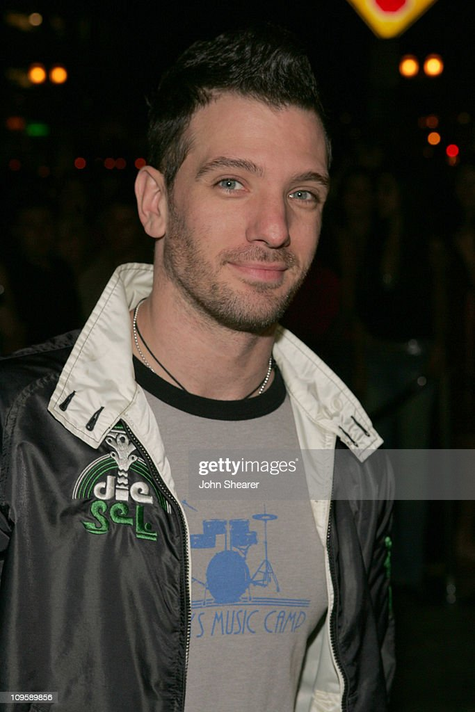 JC Chasez during Maxim Magazine Celebrates The 2005 X-Games at Cabana Club in Los Angeles, California, United States.