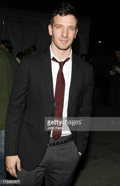 Chasez during Olympus Fashion Week Spring 2007 - Seen at Bryant Park - Day 6 at Bryant Park in New York City, New York, United States.
