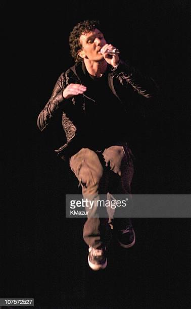 JC Chasez during WBLI SUMMERJAM 2004 at Tommy Hilfiger at Jones Beach Theater at Tommy Hilfiger at Jones Beach Theater in Wantagh New York