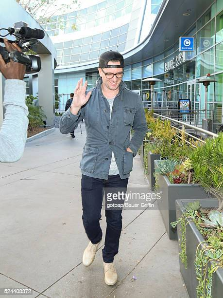 Chasez is seen on April 25 2016 in Los Angeles California
