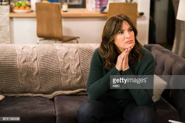 UNIT 'Chasing Demons' Episode 1914 Pictured Mariska Hargitay as Lieutenant Olivia Benson