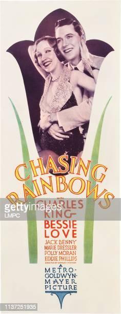 Bessie Love Charles King on insert postar art 1930