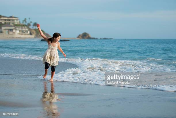Chasing Wind And Water - With Little Girl