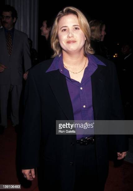 Chastity Bono attends The Object of My Affection Westwood Premiere on April 9 1998 at GCC Avco Center Cinemas in Westwood California