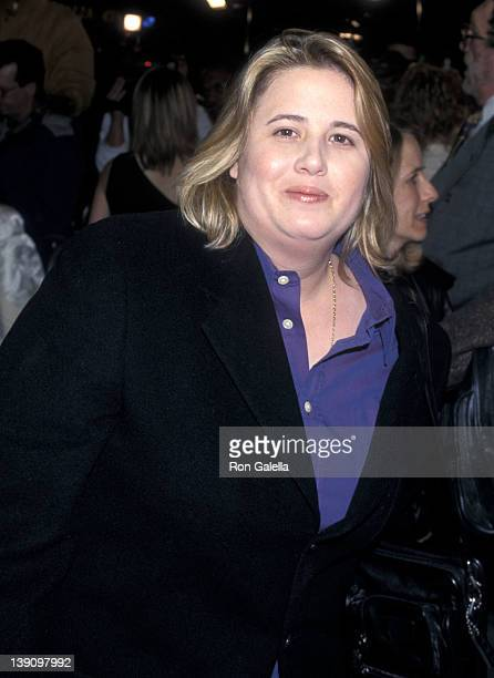 Chastity Bono attends the Screening of the HBO Original Movie If These Walls Could Talk 2 on March 1 2000 at Mann Village Theatre in Westwood...