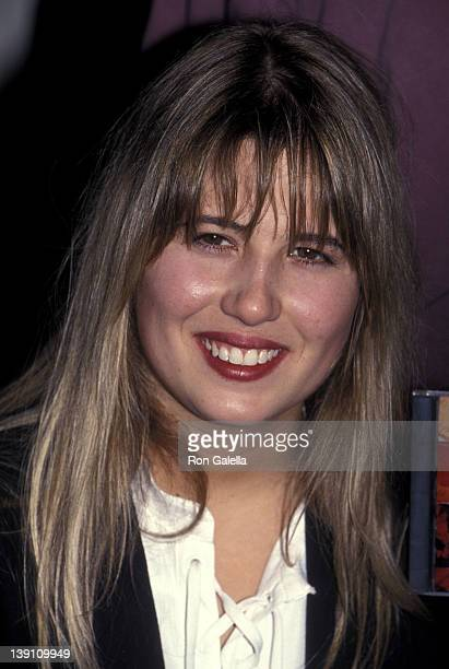 Chastity Bono performs at the Bullock's Department Store Grand Opening Celebration on November 13 1993 at Bullock's Department Store The Promenade...
