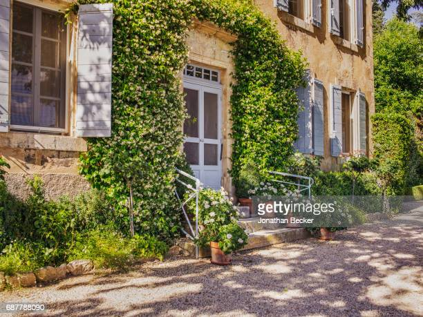 Chateau dAutet is photographed for Vanity Fair Magazine on July 13 2016 in Provence France PUBLISHED IMAGE