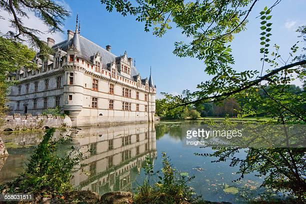 Chateau D'azayLeRideau AzayLeRideau IndreEtLoire France