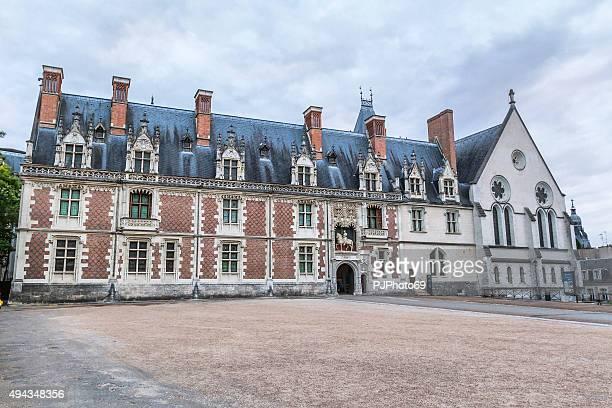 Chateau de Blois-Blois Castle-France