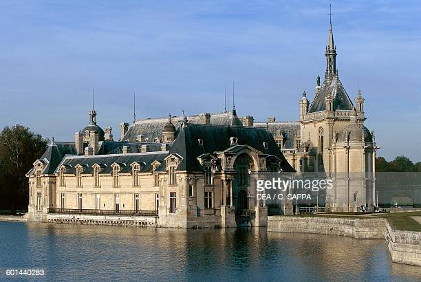 Chateau de Chantilly Picardy France 16th19th century