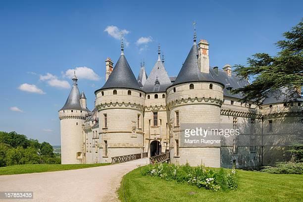 chateau de chaumont (chaumont castle). - loir et cher stock pictures, royalty-free photos & images