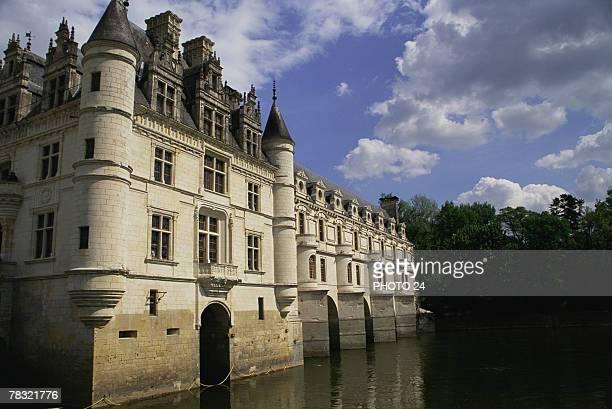 Chateau de Chenonceau in France