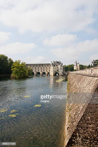 Chateau De Chenonceau On The River Cher Chenonceau IndreEtLoire France