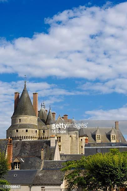 Chateau de Langeais Langeais Castle Touraine IndreetLoire departament Loire Valley France