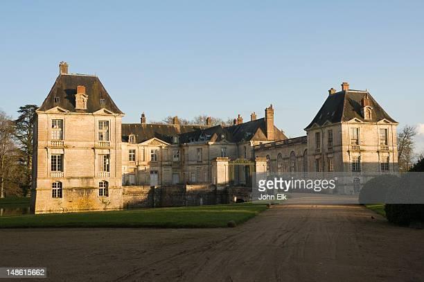 Chateau de Lignieres.