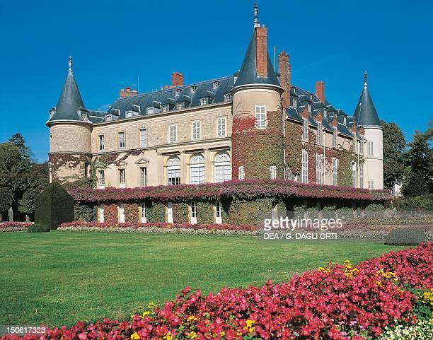 Chateau de Rambouillet. France, 14th-19th centuries.