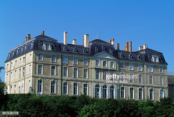 Chateau de Sable 17151750 technical centre of the National Library of France Pays de la Loire France 18th century