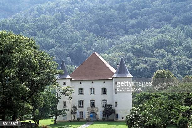 Chateau d'Etchauz SaintEtiennedeBaigorry France Aquitaine 11th16th century