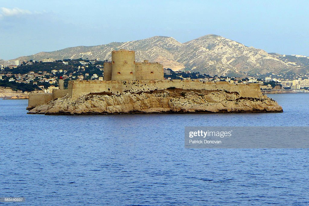 Chateau d'If, Marseille, France : Stock Photo