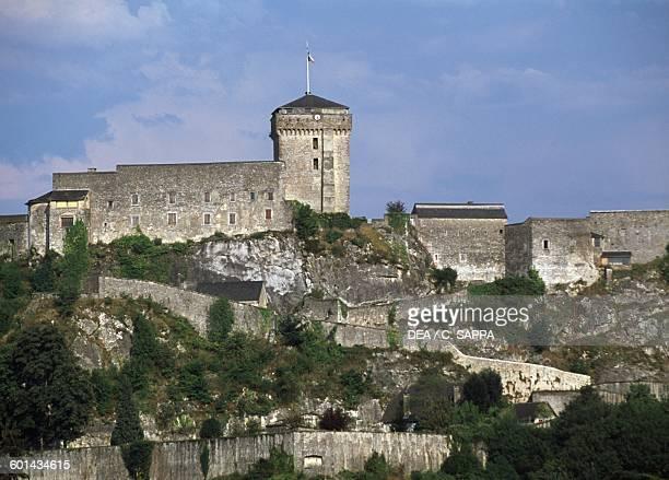 Chateau fort de Lourdes MidiPyrenees France 11th19th century
