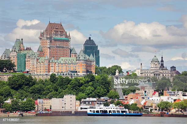 Chateau Frontenac in Quebec City