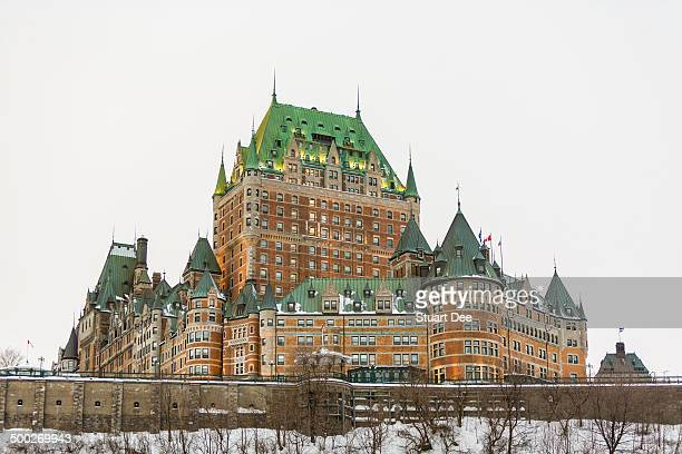 Chateau Frontenac, Quebec City