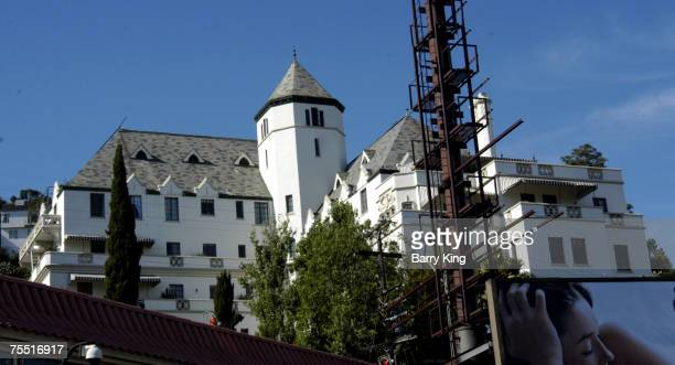 Chateau Marmont Hotel during 'The Charm of Charms' Book Party at the Chateau Marmont in Hollywood CA