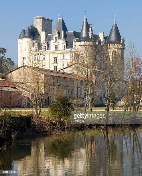 Château Rochefoucauld France