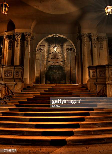 chateau - the kennel dresden - palace stock pictures, royalty-free photos & images