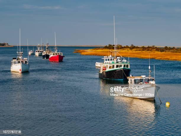 Chatham Harbor Boats 2