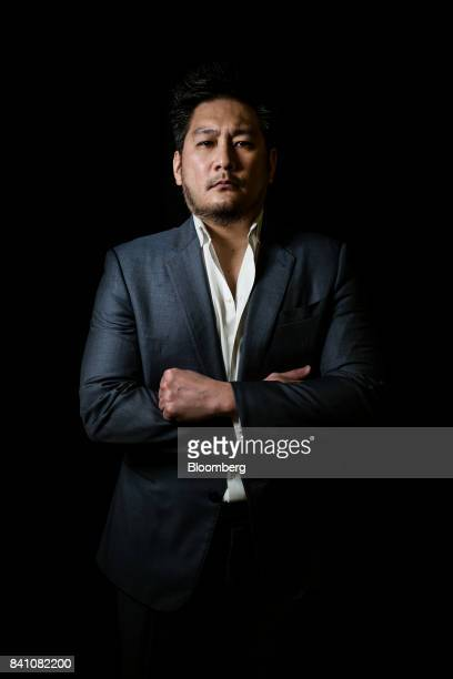 Chatri Sityodtong founder chairman and chief executive officer of One Championship poses for a photograph during The One Kings Conquerors event at...