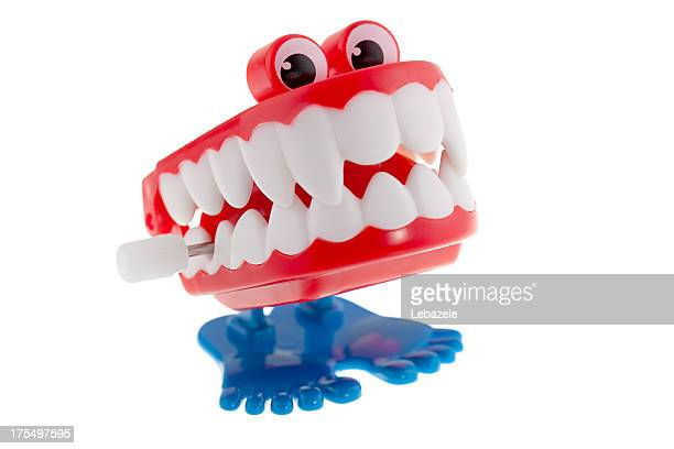 Bavardage des dents