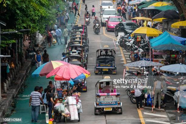 Chatu Chak weekend market in Bangkok