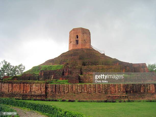 Chaukhandi Stupa, Sarnath
